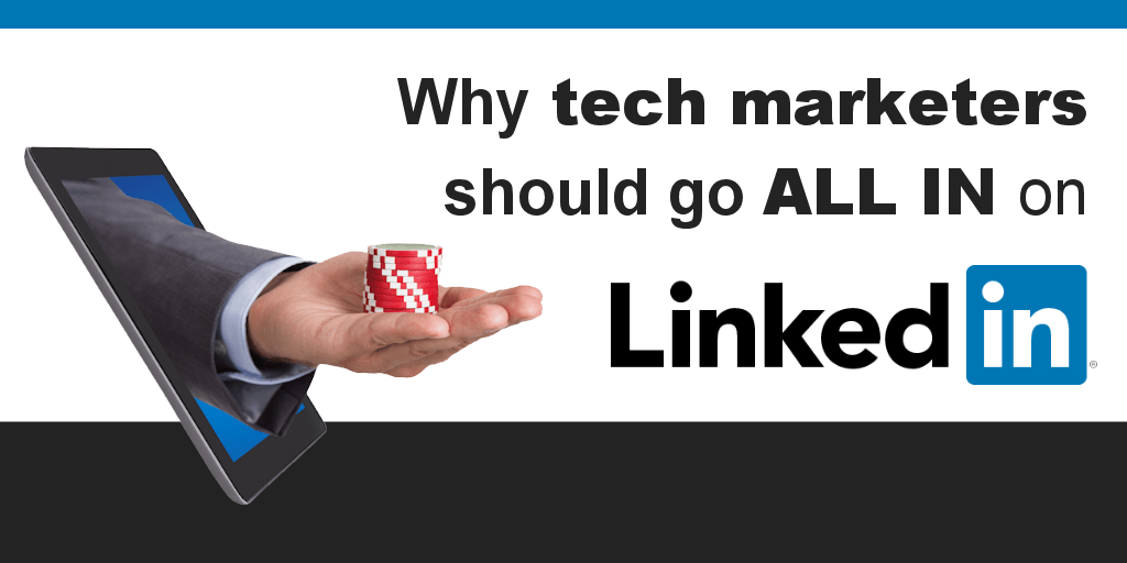 Linkedin Marketing tech
