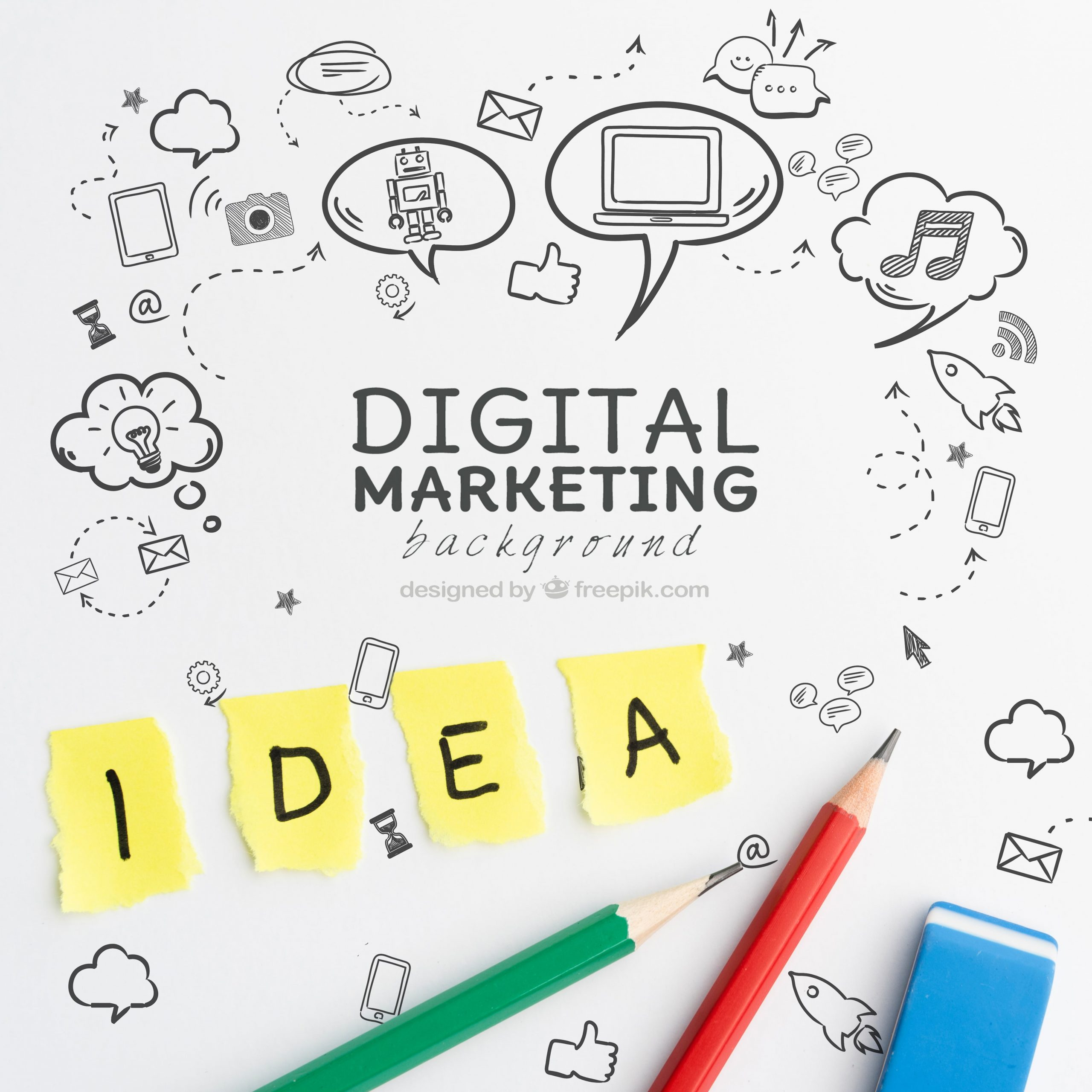 digital marketing stategy for small business